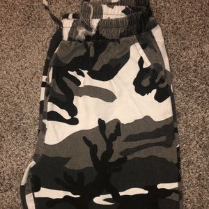 Other - camouflage pants